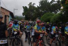 Travesía ciclista en El Pital