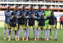 Victoria de Colombia sub – 20 en amistoso