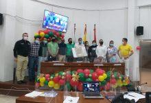 Reconocimiento del Concejo de Neiva al programa de educación física