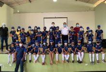Indehuila entregó implmentación en escuelas de formación del centro del Huila