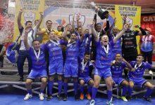 Sucre se lleva la Copa Profesional de Microfútbol