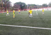 Nuevas fechas para el zonal infantil de fútbol