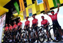 Arkea Samsic fuera del Giro