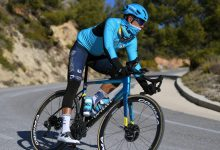 Tejada llegó de 26 en segunda etapa del Tour de la Provence