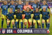 Selección femenina cayó ante Estados Unidos