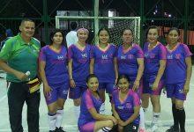 Terminó campeonato femenino de microfútbol en Saladoblanco