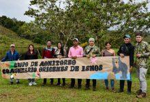 Isnos ya tiene su grupo de monitoreo de la biodiversidad