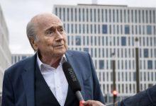 Ex presidente de la Fifa, hospitalizado