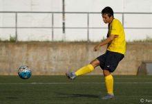 Joven futbolista neivano hace carrera en Cataluña