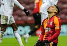 ¿Falcao en pugna con la dirigencia del Galatasaray?