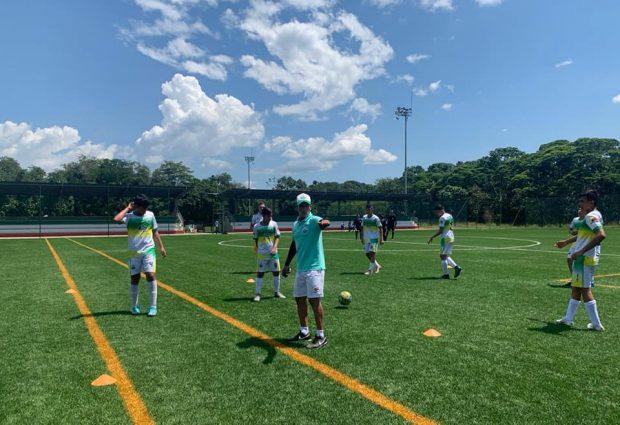 Liga de Fútbol se adapta para las convocatorias infantil y prejuvenil