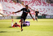 Rodallega comenzó el año marcando gol