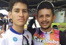 Leyenda del ciclismo venezolano correrá en el Tachira junto a su hijo