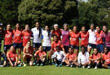 COVID 19 llegó a la selección femenina