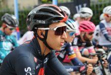 Bernal ya viene inspeccionando las etapas clave del Giro