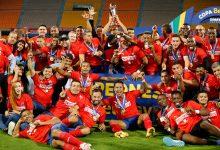Medellín retiene su título de la Copa Colombia