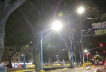 Nueva iluminación para la Avenida La Toma en Neiva