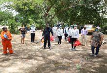 Jornadas de fumigación masiva contra el dengue en Neiva