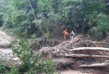 Reporte preliminar por lluvias en el Huila