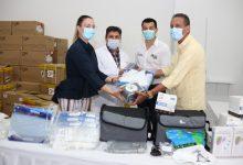 Donación Internacional ya está en manos de la ESE Carmen Emilia Ospina