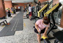 Establecidas medidas de bioseguridad en el gimnasio del Inderhuila