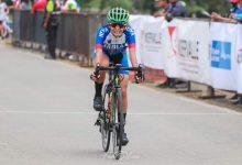 Victoria Quesada, la nueva grande del ciclismo opita