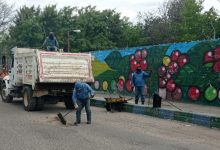 Reparchados más de 7 kilómetros de vías en Neiva