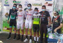 Cumplida contrarreloj de ciclismo en El Juncal