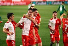 Espinosa marcó gol en segunda división española