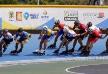Balance del primer día de competencias en el panamerciano de patinaje