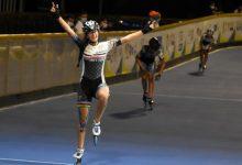 Fin de las competencias en pista del panamericano de clubes de patinaje
