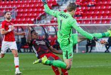Nuevo gol de Sinisterra…pero su equipo perdió en Holanda