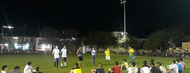 Suaza le apunta a tener equipos libre y juvenil de fútbol