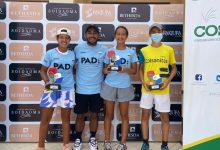 Tenis juvenil colombiano suma títulos suramericanos