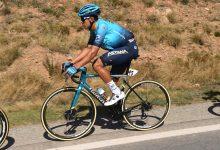 Chaves ganó etapa en Cataluña y Tejada fue 57