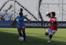 Goleada de Santa Fe en la Libertadores femenina