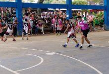 Fogueos de baloncesto en Rivera