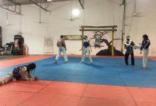Taekwondo opita se entrena pensando en tener competencia