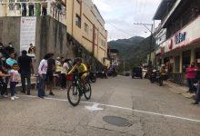 Ciclismo infantil en Santa María