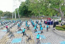 Gimnasios Comfamiliar cumplieron jornada fitness