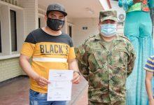 Convocatoria para libreta militar a personas en situación de discapacidad