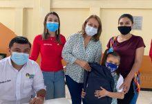 Kits escolares para menores de escasos recursos de Neiva