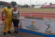 Opita logra oro en copa de atletismo en Cali