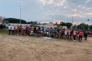 Mujeres conmemoraron su mes corriendo
