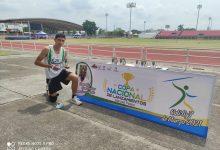 Tercer podio opita en copa de atletismo