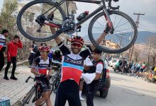Ciclista colombiano gana carrera en Turquía