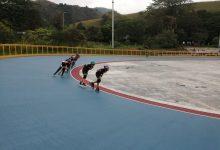 Cumplido departamental de patinaje en Garzón