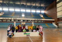 Líderes comunales tuvieron su fiesta deportiva
