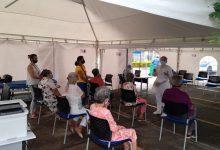 Vacunación contra el COVID 19 en El Caguán y Fortalecillas