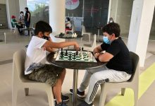 Cumplida segunda cita del ajedrez en Semana Santa